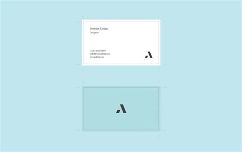 Digital Card Templates by Free Digital Designer Business Card Template Ai
