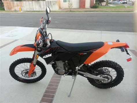 Ktm Exc 530 For Sale 2009 Ktm Exc 530 Dual Sport For Sale On 2040motos