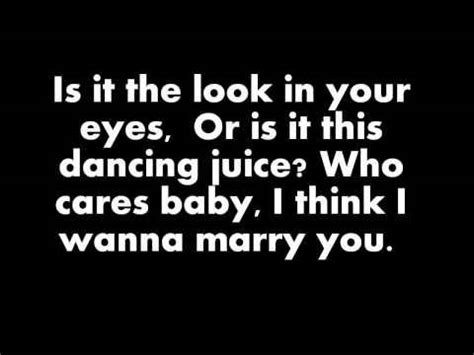 download mp3 bruno mars will you marry me i think i wanna marry you instrumental download
