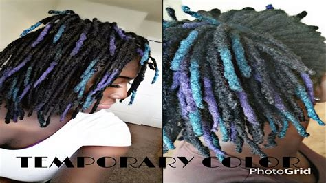 loc colors how to color locs w o chemicals loc shadowing