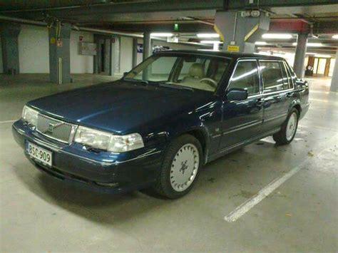 1997 volvo s90 royal executive