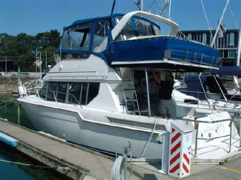 carver boats nz 1997 carver 320 boats yachts for sale