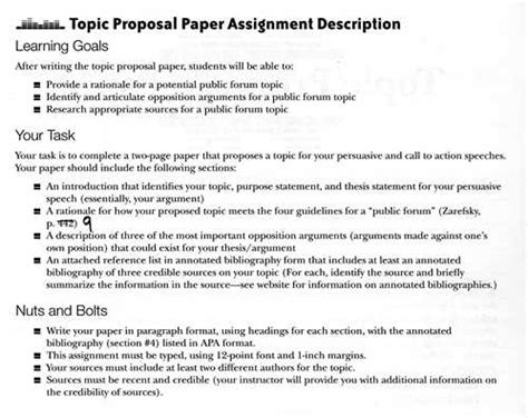topic to do a research paper on tentative research paper topic