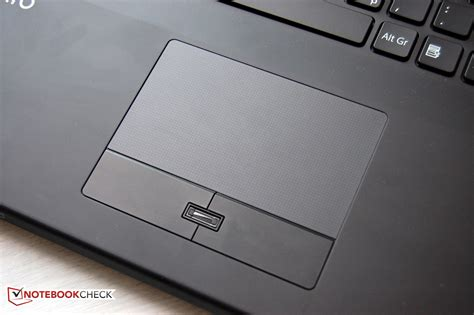 Touchpad Vaio by Test Sony Vaio Vpc Se2m9e B Notebook Notebookcheck Tests