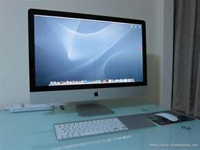 Apple Computer Desk Top Apple Imac 27 Quot The Ultimate All In One Computer Shadowandy My Stories