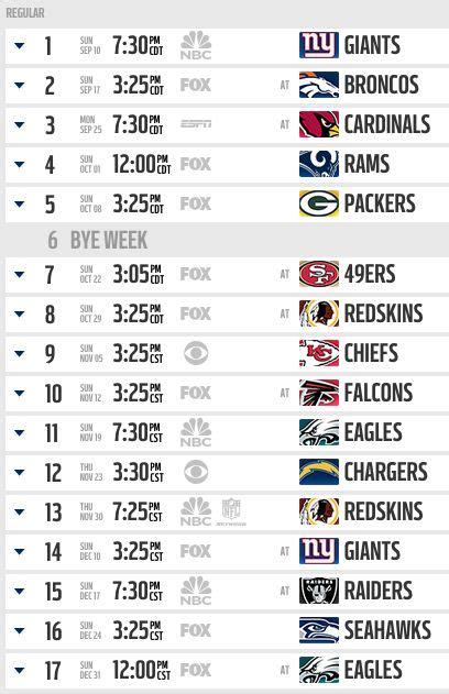 the 25 best dallas cowboys schedule 2017 ideas on