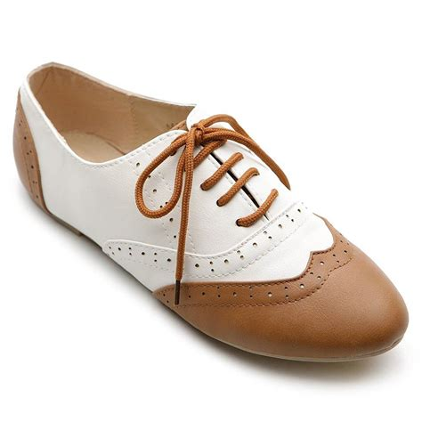 colored oxford shoes ollio s shoe classics lace up dress from shoe cafe 24