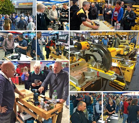 woodworking and power tool show d m tools the tool show 17 tickets fri 6 oct 2017
