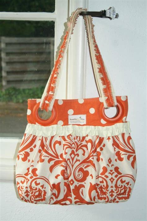 Handmade Handbags Tutorial - 18 lovely how to handbag tutorials tip junkie