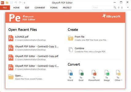 Iskysoft Pdf Editor Professional With Ocr Iskysoft Pdf Editor Professional Ocr Plugin 6 3 5
