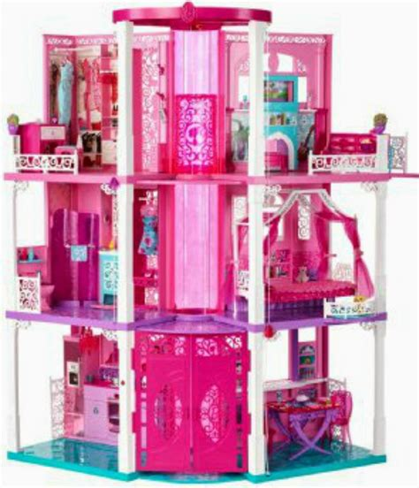 doll house of barbie barbie dreamhouse life barbie dream house life doll house review part one