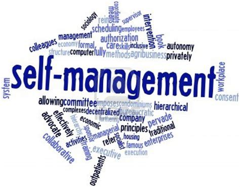 Self Business For Mba by Self Management Dalhousie Crmba Leadership Library