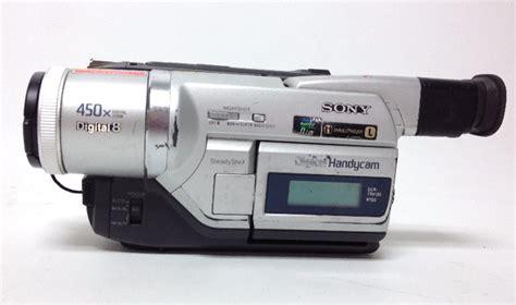 Handycam And sony digital 8 handycam dcr trv120 450xdigital zoom nightshot camcorder ebay
