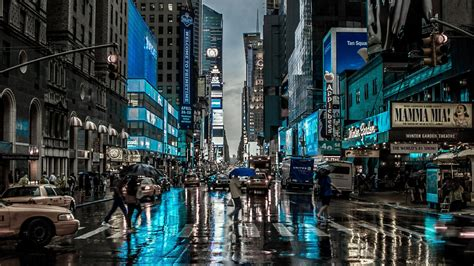 new wallpaper rainy day in new york city wallpaper wallpaper studio 10