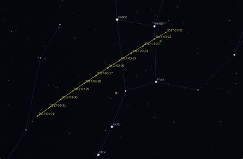 comet 41p comet 41p tuttle passes the owl nebula comet watch