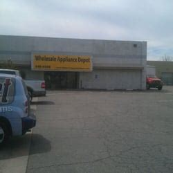 wholesale appliance depot appliances fresno ca