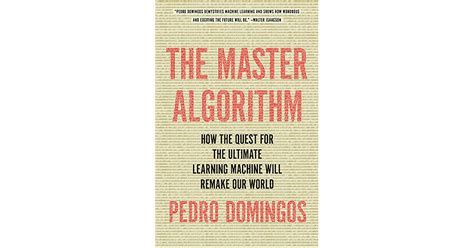 implementing the machine on activecaign masterclass books the master algorithm how the quest for the ultimate