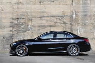Who Manufactures Mercedes Brabus Makes The 2016 Mercedes Amg C63 S Even More