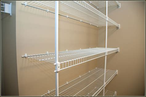 Wire Closet Racks by Wire Shelves For Closets Winda 7 Furniture