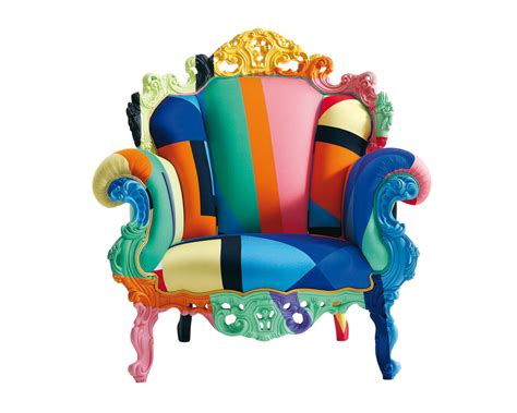 multi coloured chairs multi coloured armchair by cappellini idesignarch