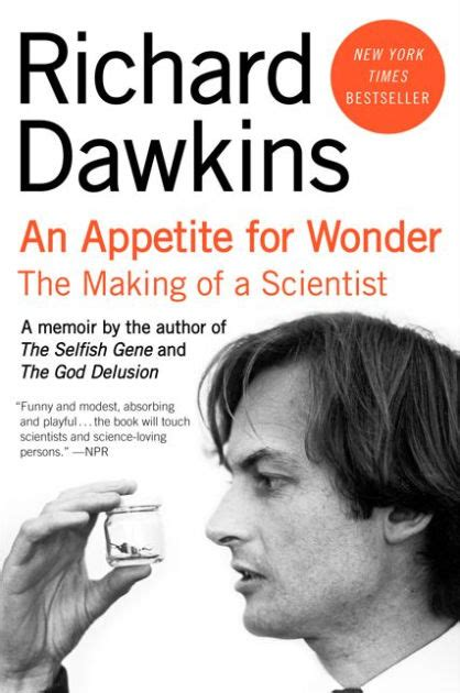 libro an appetite for wonder an appetite for wonder the making of a scientist by richard dawkins nook book ebook