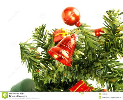 nice christmas trees nice christmas tree decoration royalty free stock