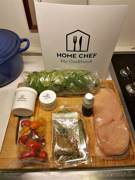 home chef meal kit delivery service lifestyle