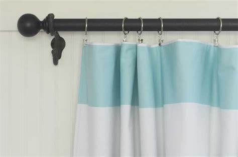 simple curtain rods how to make your own diy curtain rods