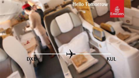 emirates kuala lumpur to dubai flight report emirates ek346 dubai to kuala lumpur
