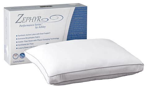 bed pillow set zephyr divine white better than down queen bed pillow set
