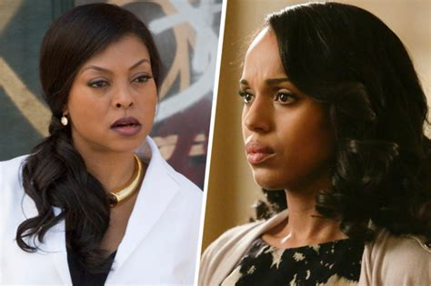 hair style in scandal style smackdown olivia pope vs cookie lyon