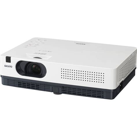 Proyektor Sanyo Sanyo Plc Xw300 Ultra Portable Multimedia Lcd Projector