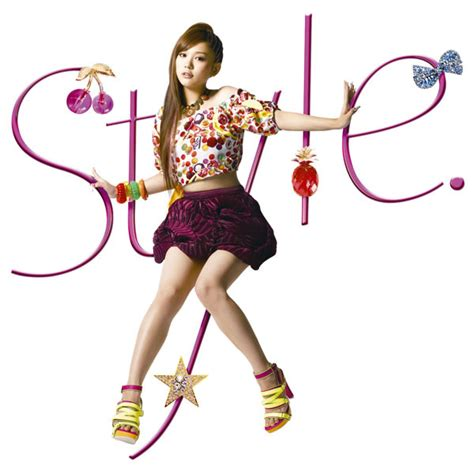 Staylish Photo Kana Nishino Singer Jpop