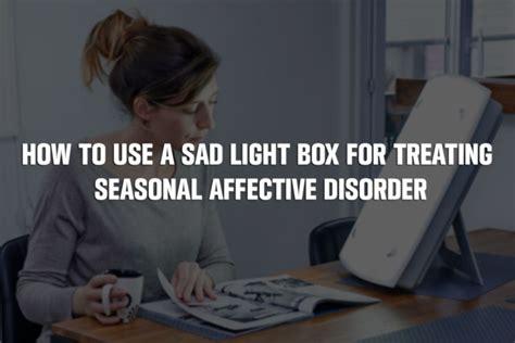 best sad lights how to treat seasonal affective disorder sad lights review