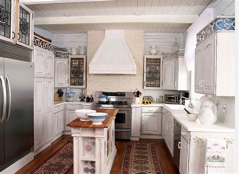 White Kitchen Island With Butcher Block Top by 24 Tiny Island Ideas For The Smart Modern Kitchen