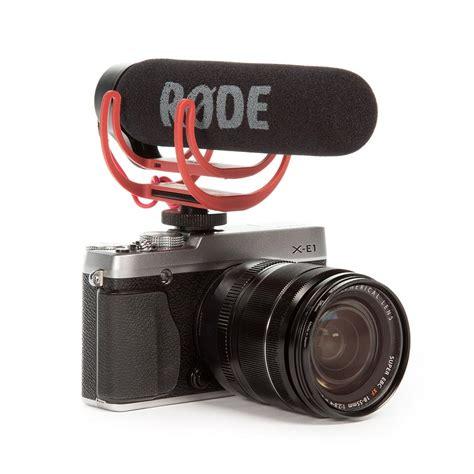 Mic Rode Mic Go Limited r 216 de microphones videomic go