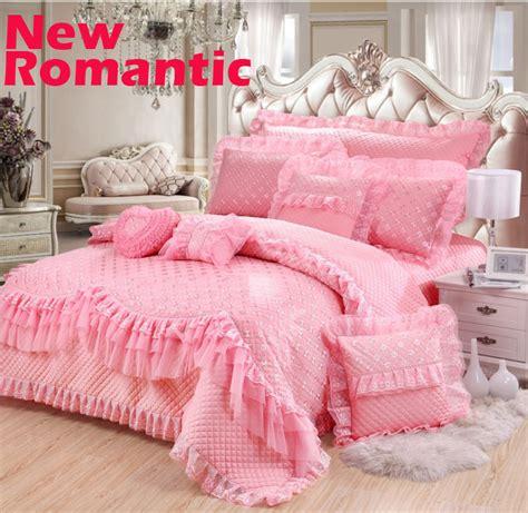 New Home Textile Wedding Bedding100 Cotton Quilting Bed Wedding Bedding Set