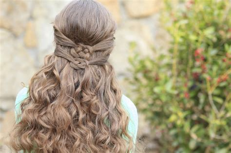 scottish lady hairstyles 3 ways to wear a celtic knot st patrick s day hairstyles