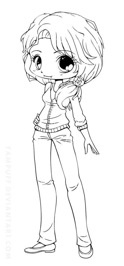 cute chibi coloring pages free coloring pages for kids 7 cute anime chibi coloring pages for kids womanmate com