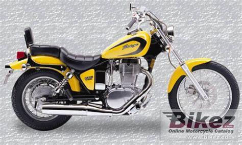 2000 Suzuki Savage Suzuki Ls 650 P Savage