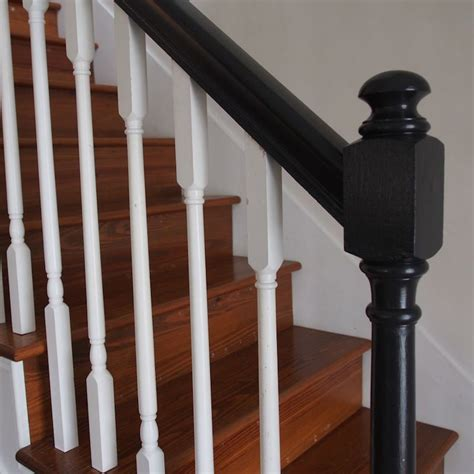 how to paint a banister black here is the reason why you need to test paint colors
