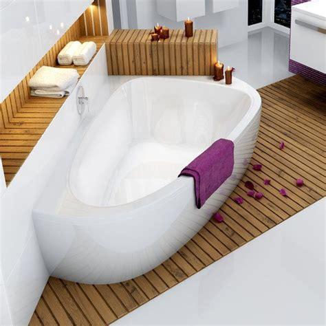 Badewanne Asymetrisch by Die Besten 17 Ideen Zu Badewannen Auf Wannen