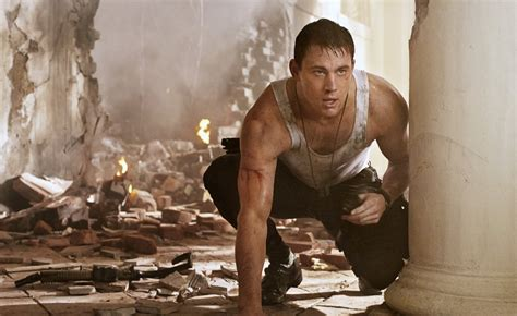 film action white house white house down reviews are bad business insider