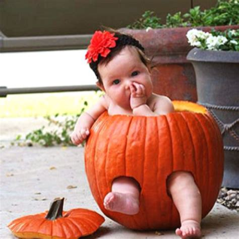 Baby Fell The by Idea For Fall Baby Pictures Holidays