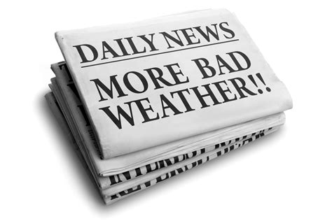 How Crying Wolf In Bad Weather Warnings Erodes Public