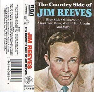 jim reeves the country side of jim reeves
