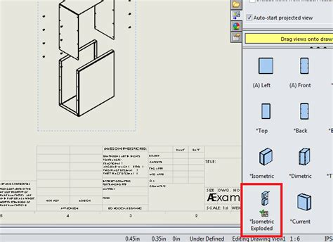 solidworks tutorial assembly drawing solidworks tutorial drawings with exploded assembly view