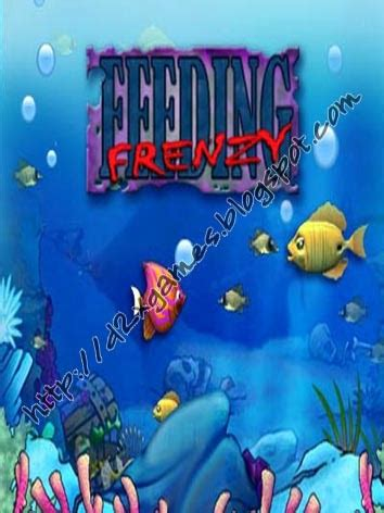 feeding frenzy | free download games