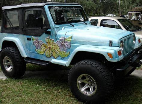 Jeep Panama 2001 Jeep Wrangler In Panama City Fl Donalson Point Used