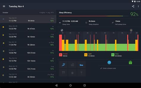 sleep better app sleep better with runtastic 187 apk thing android apps